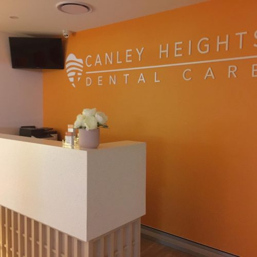 Canley Heights Dental Care Dentist Canley Heights Reception Area