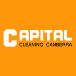 Capital Cleaning Canberra Logo 150