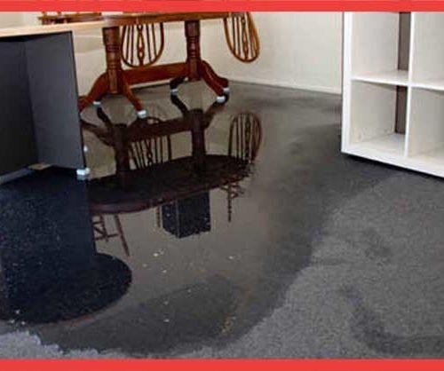 Carpet Flood Water Damage Restoration Adelaide
