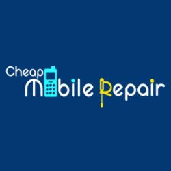 Cheap Mobile Repair Logo