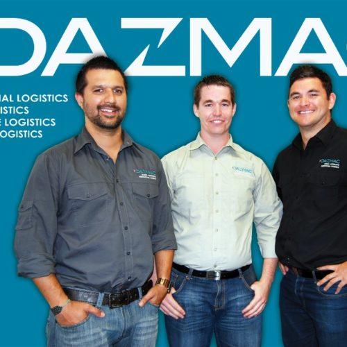 Dazmac International Logistics Logo