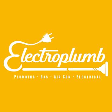Electroplumb Logo White