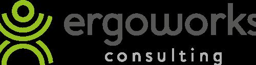 Ergoworks Consulting Logo Horizontal On White