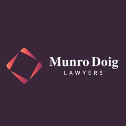 Munro Doig Lawyers Logo