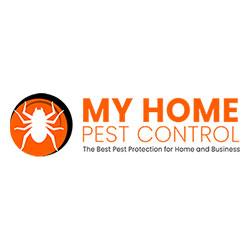 My Home Pest Control Logo 250