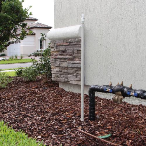 Residential Backflow Preventer
