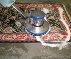 Rug Dry Cleaning 2
