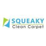 Squeaky Clean Carpet Logo 150