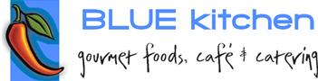 Blue Kitchen Logo Long 351px