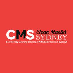 Clean Master Sydney Logo 250