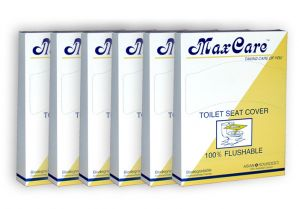 Toilet Seat Covers 6packs